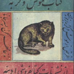 The Mice and the Cat (Tehran, 1952) - Cover