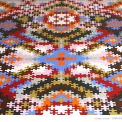 قالیچه پازل PuzzlePerser - Persian Rug Jigsaw Puzzle