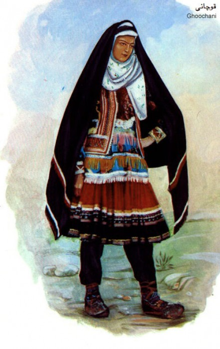 Ghochani woman
