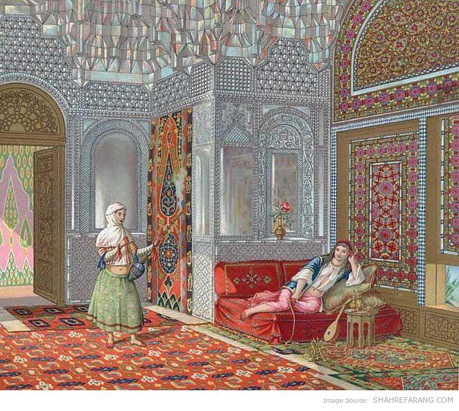 Persian Interior