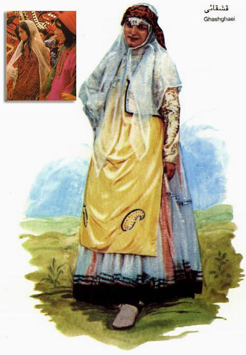 فروش لباس محلی ایرانی