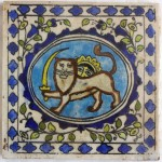 iran-persia-hand-painted-pottery-glazed-ceramic-tile-depicting-traditional-lion-sun-shiro-khorshid-