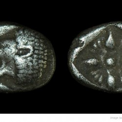 Greek Ionia Coin, Circa 525 BC. Miletos.