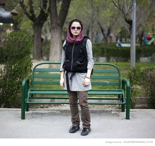 """Portraits: Iran"" by Ramin Talaie. (7)"