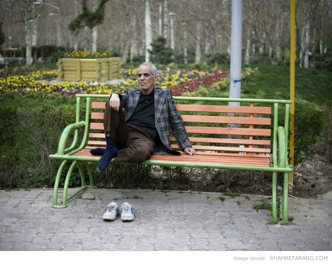 """Portraits: Iran"" by Ramin Talaie. (6)"