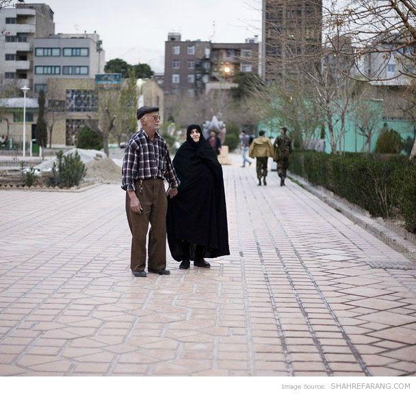 """Portraits: Iran"" by Ramin Talaie. (5)"