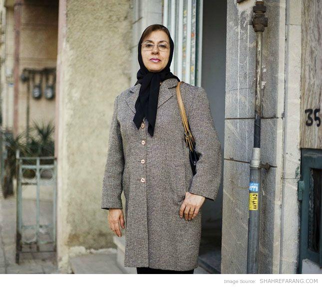 """Portraits: Iran"" by Ramin Talaie. (4)"
