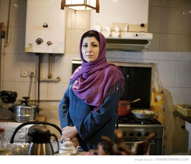 """Portraits: Iran"" by Ramin Talaie. (2)"