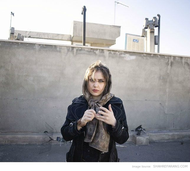 """Portraits: Iran"" by Ramin Talaie. (1)"
