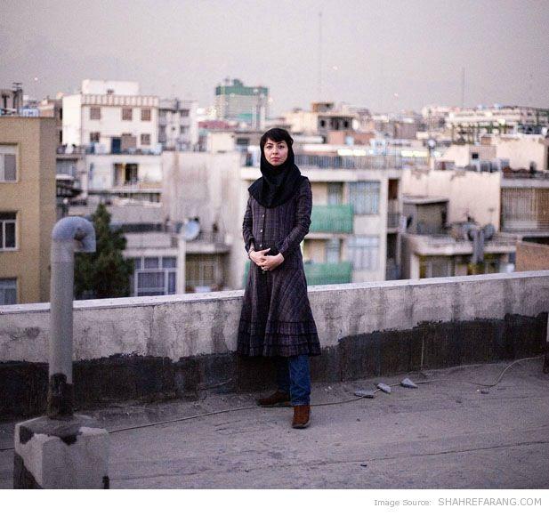"""Portraits: Iran"" by Ramin Talaie. (11)"