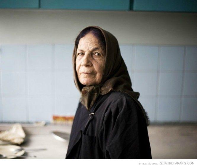 """Portraits: Iran"" by Ramin Talaie. (9)"