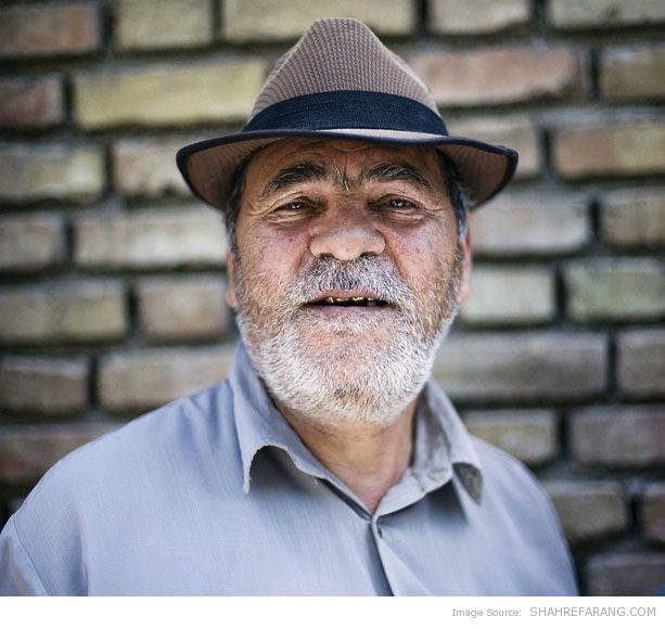 """Portraits: Iran"" by Ramin Talaie. (8)"