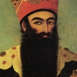 Fath-Ali Shah, by Mehr Ali