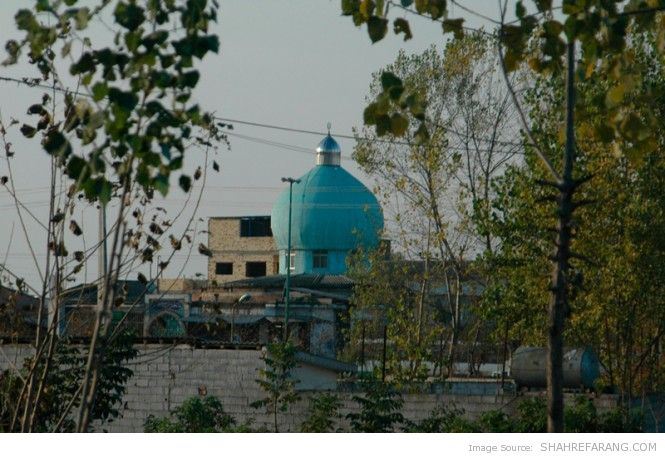 An Iranian Contemporary Mosque