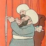 "مجله ملانصرالدین - ""Molla Nasreddin"" Magazine (8)"