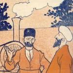 "مجله ملانصرالدین - ""Molla Nasreddin"" Magazine (4)"