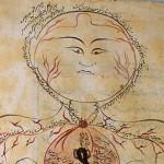 The Anatomy of the Human Body (1488), The arterial figure - تشريح بدن انسان (۱۴۸۸ میلادی)، سیستم سرخرگی