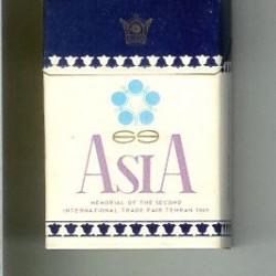 Asia Cigarettes (Pre-Revolutionary Iranian Cigarettes)