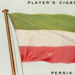 Flags of the League of Nations, Persia. (ca. 1922-1939)