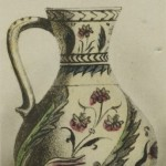 Antique Pottery, Jug (Persia)