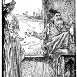 Edmund J Sullivan Illustrations to The Rubaiyat of Omar Khayyam (71)