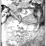 Edmund J Sullivan Illustrations to The Rubaiyat of Omar Khayyam (47)