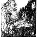 Edmund J Sullivan Illustrations to The Rubaiyat of Omar Khayyam (44)