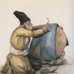 مشهدی محسن اتوکش سر مسجد میرزا موسی