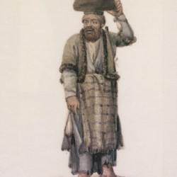 کربلایی بمون علی کاشانی باقلا فروش