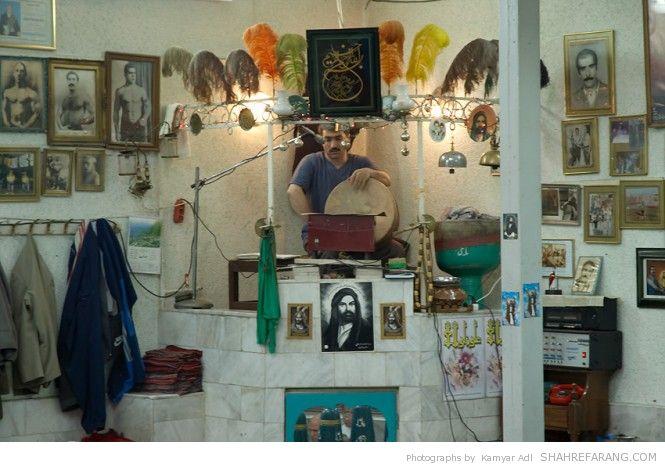 Zurkhanehye Ayatollah Taleghani-Chizar roundabout-Tehran (11)