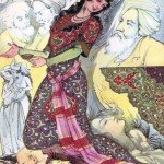 Painting by Mohammad Tajvidi (27)