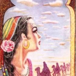 Painting by Mohammad Tajvidi