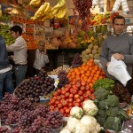 Fruit and Vegetable shop, Tajrish-Tehran -      