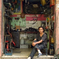 Bike Mechanic, Shahr-e Rey-Tehran
