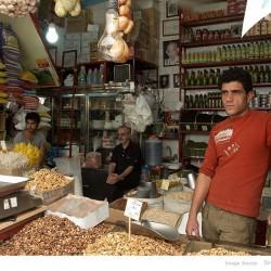 Shopkeepers, Tajrish-Tehran