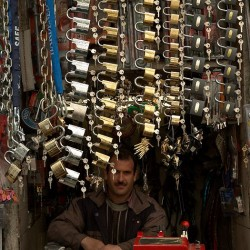 Locksmith, Molavi Street, Tehran
