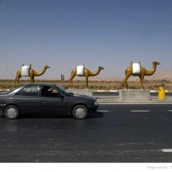 در مسیر سمنان، ۱۳۸۷ - On the Road to Semnan, 2008