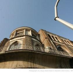 Lalezar avenue, Tehran - تقاطع لاله زار و خیابان استانبول، کافه پارس