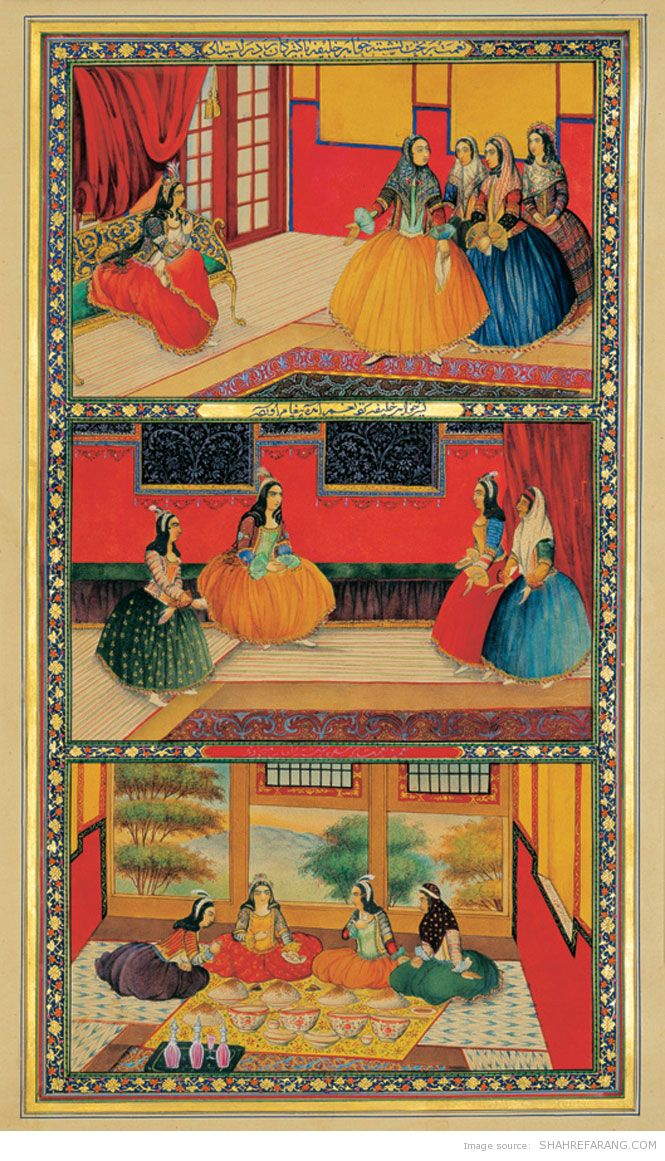 essays women arabian nights