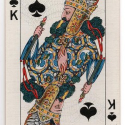 Iranian Playing Cards (4)