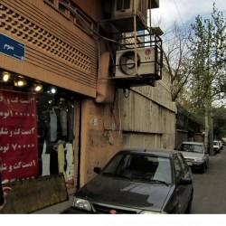Walking in Tehran's Amirabad - پرسه در امیرآباد (2)