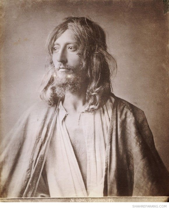 Dervish, Photographer: Dmitri Ivanovich Yermakov, around 1870s