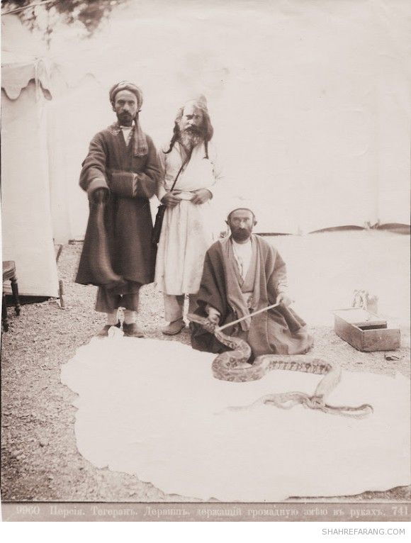 Dervishes, Photographer: Dmitri Ivanovich Yermakov, around 1870s