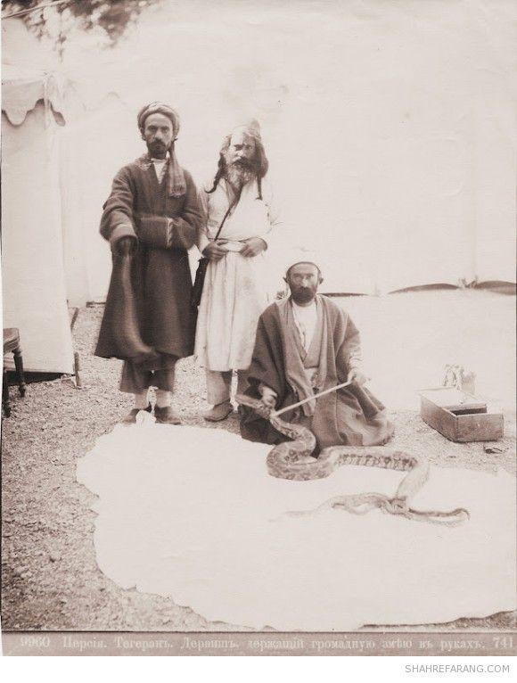 Dervishes, Photographer: Dmitri Ivanovich Yermakov, around 1870s