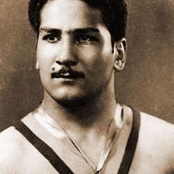 Abdollah Mojtabavi, Bronze Medal, 1952 Helsinki