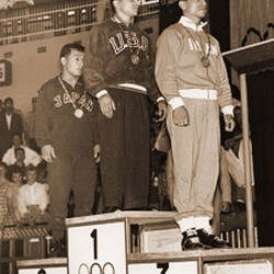 Esmaeil Elmkhah, Bronze Medal, 1960 Rome