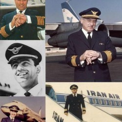 Iran Air Pilots