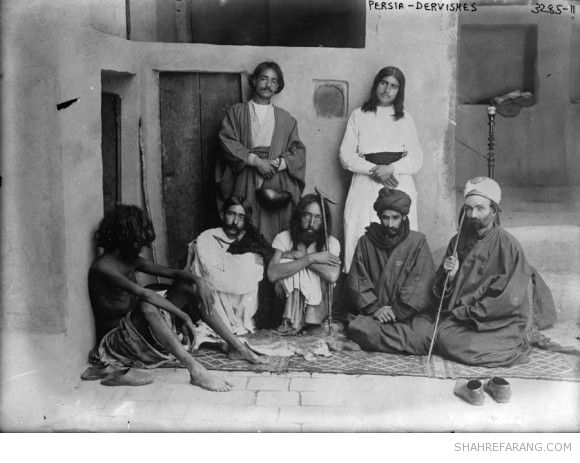 Dervishes, between ca. 1910 and ca. 1915, Library of Congress