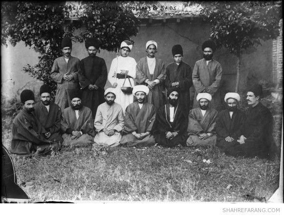 Dervishes, Mollahs and Seyyeds, between ca. 1910 and ca. 1915, Library of Congress