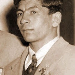 Mahmoud Mollaghasemi, Bronze Medal, 1952 Helsinki